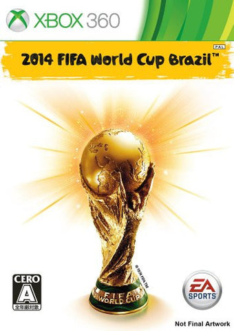 Image for 2014 FIFA World Cup Brazil