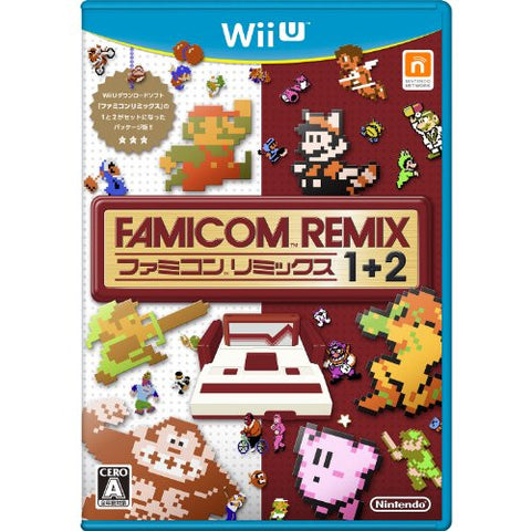 Famicom Remix 1+2