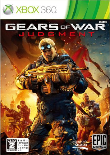 Image 1 for Gears of War: Judgement (Platinum Collection)