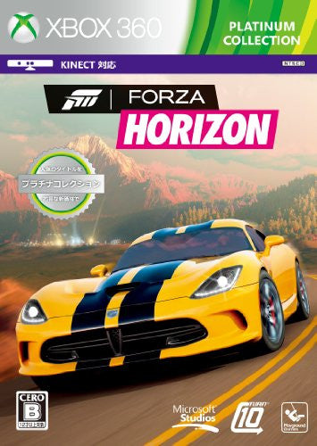 Image 1 for Forza Horizon (Platinum Collection)