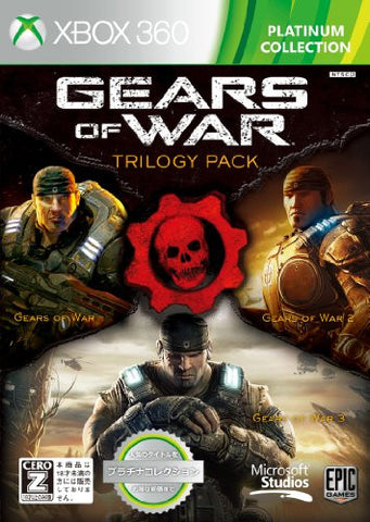 Image for Gears of War Trilogy Pack (Platinum Collection)