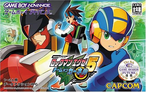 Image 1 for RockMan EXE 5: Team of Colonel