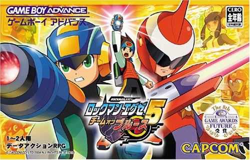 RockMan EXE 5: Team of Blues