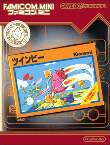 Image 1 for Famicom Mini Series Vol.19: TwinBee