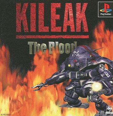 Image for Kileak: The Blood