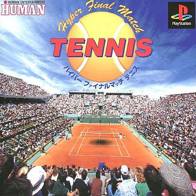Image for Hyper Final Match Tennis