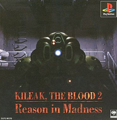 Image for Kileak, The Blood 2: Reason in Madness