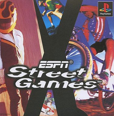 Image for ESPN Street Games
