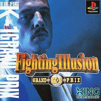 Image for Fighting Illusion: K-1 Grand Prix