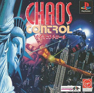 Image for Chaos Control
