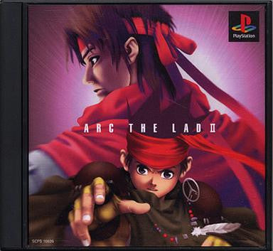 Image for Arc The Lad II
