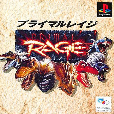 Image for Primal Rage