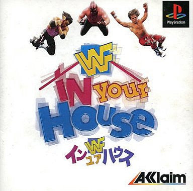 WWF In Your House: There Goes the Neighborhood!