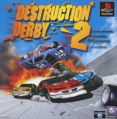 Image 1 for Destruction Derby 2