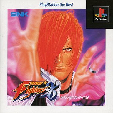 Image 1 for The King of Fighters '96 (PlayStation the Best)