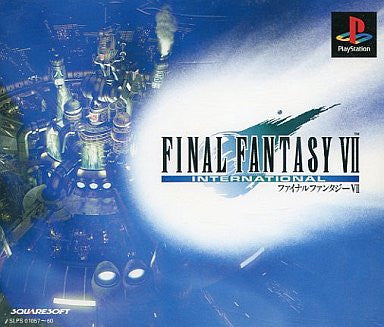 Image for Final Fantasy VII International