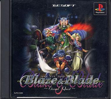 Image for Blaze & Blade: Eternal Quest