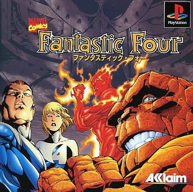 Image 1 for Fantastic Four