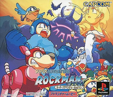 Image for Super Adventure RockMan