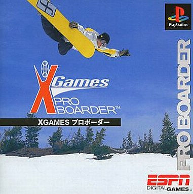 Image for X-Games Pro Boarder