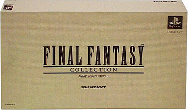 Image for Final Fantasy Collection [Anniversary Package]