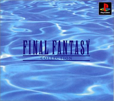 Image 1 for Final Fantasy Collection
