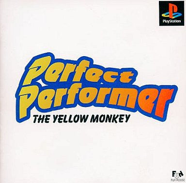 Image 1 for Perfect Performer: The Yellow Monkey