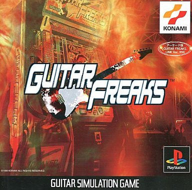 Image for Guitar Freaks