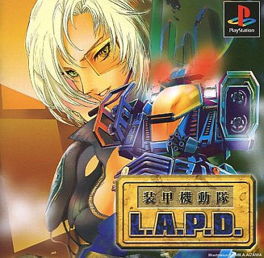 Image for Soukou Kidoutai L.A.P.D.