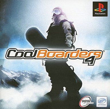 Image for Cool Boarders 4