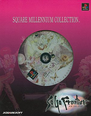 Image 1 for SaGa Frontier [Square Millennium Collection Special Pack]