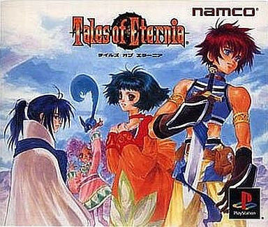 Image for Tales of Eternia