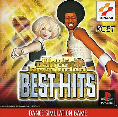 Image 1 for Dance Dance Revolution Best Hits