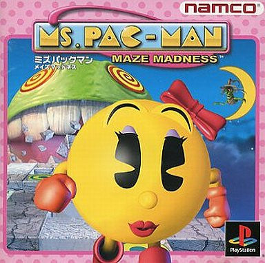 Image for Ms. Pac-Man: Maze Madness