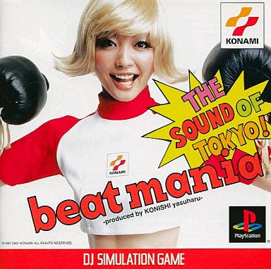 Image 1 for beatmania: The Sound of Tokyo (Konami the Best)