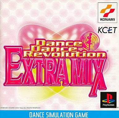 Image 1 for Dance Dance Revolution Extra Mix