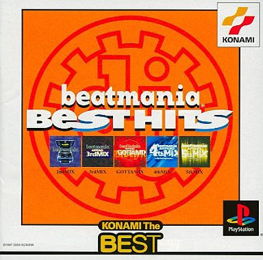 Image 1 for beatmania Best Hits (Konami Best)