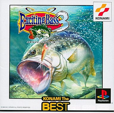 Image for Exciting Bass 3 (Konami the Best)