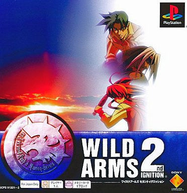 Image 1 for Wild Arms: 2nd Ignition (PSOne Books)