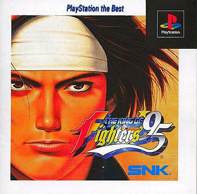 Image 1 for The King of Fighters '95 (PlayStation the Best)