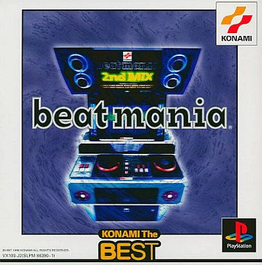 Image for beatmania (Konami the Best)