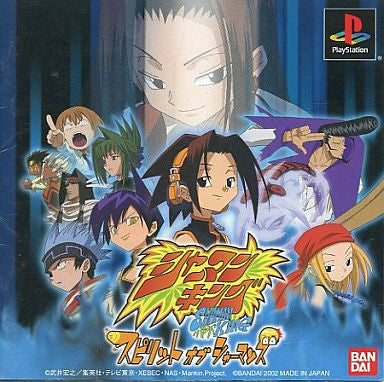 Image for Shaman King: Spirit of Shamans