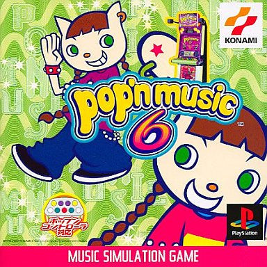 Image for Pop'n Music 6