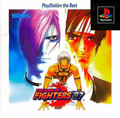Image 1 for The King of Fighters '97 [PlayStation the Best Version]