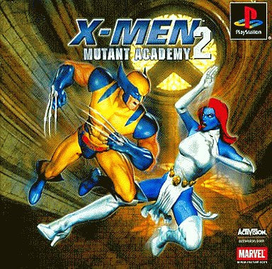 Image 1 for X-Men: Mutant Academy 2
