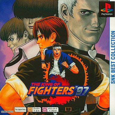 Image 1 for The King of Fighters '97 (PSOne Books)
