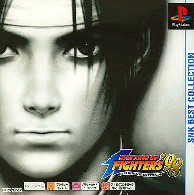 Image 1 for The King of Fighters '98 (PSOne Books)