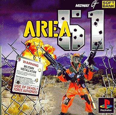 Image for Area 51