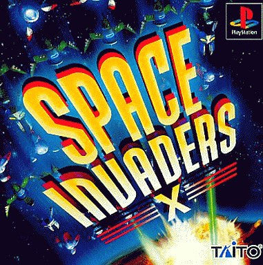 Space Invaders X