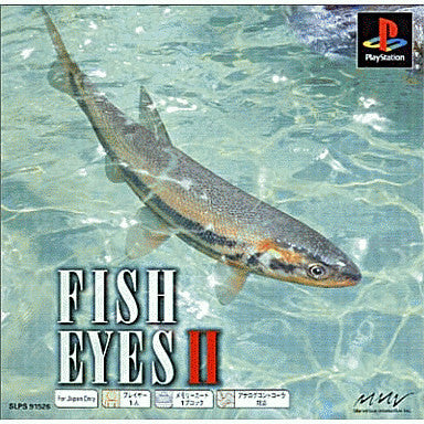 Image 1 for Fish Eyes II (PSone Books)